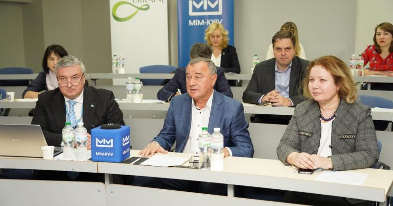 Аграрії разом з міністрами, депутатами, міжнародними організаціями та експертами обговорили виклики та можливості Європейського зеленого курсу