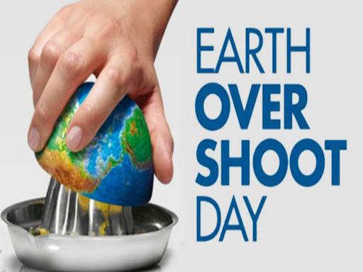 29 липня 2021 року: День екологічного боргу людства